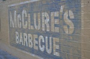 McClure's Barbercue