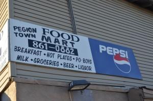 Pigeon Town Food Mart