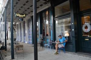 The Reservoir Cafe