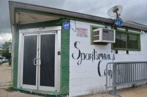 Sportsman's Corner
