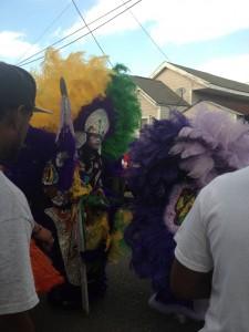 Uptown Mardi Gras Indians