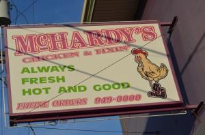 McHardy's