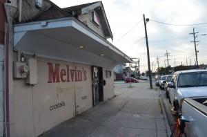 Melvin's