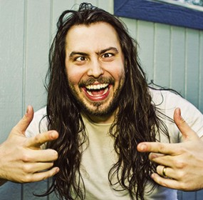 Andrew WK The History of Partying SASS Broke-Ass Stuart