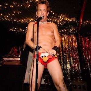 Johnny Bizarre Mr Lower East Side Beauty Pageant Broke Ass Stuart