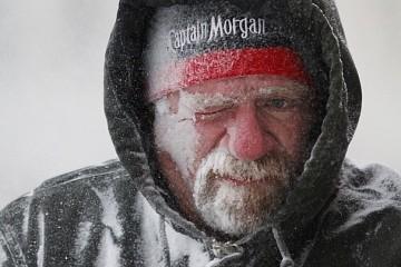 Polar Vortex 2014 Broke-Ass Stuart