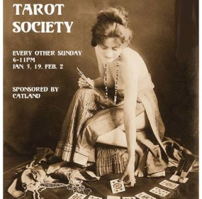 Tarot Society House of Screwball Catland Broke Ass Stuart