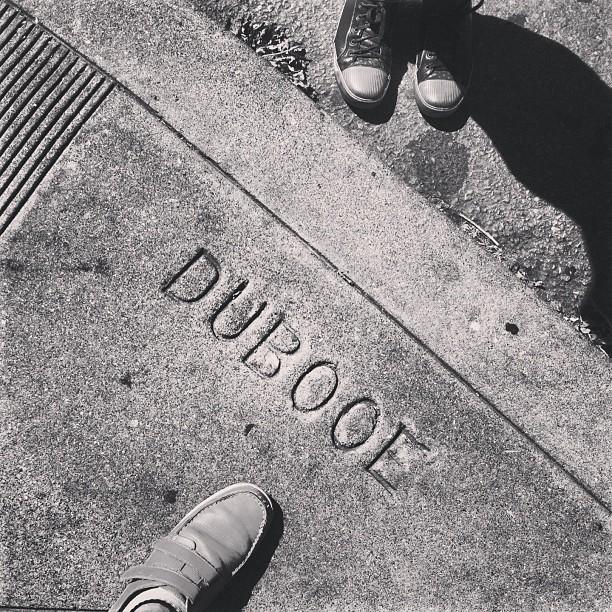 Dubooe-misspelled- Street-SF