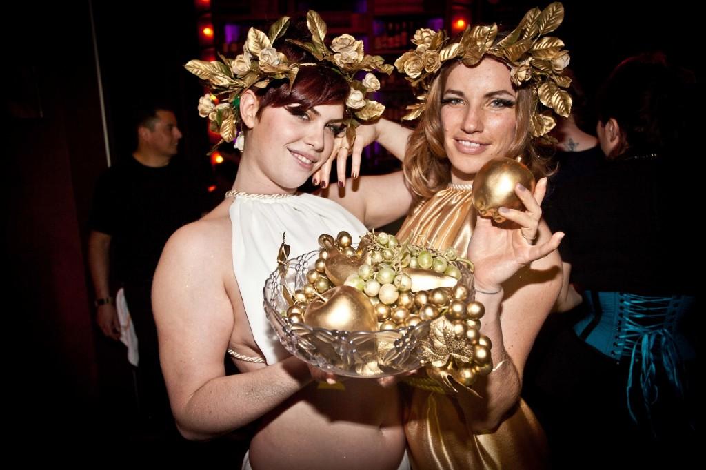 Golden-Goddesses
