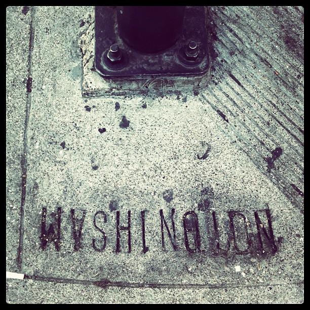 Washington-misspelled- Street-SF
