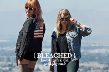 bleached-band