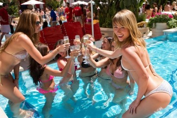 Las Vegas Pools and Pool Parties
