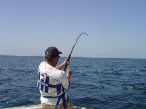 Deepsea fishing