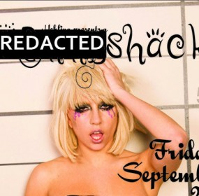 Trannyshack flyer from 2010, redaction added