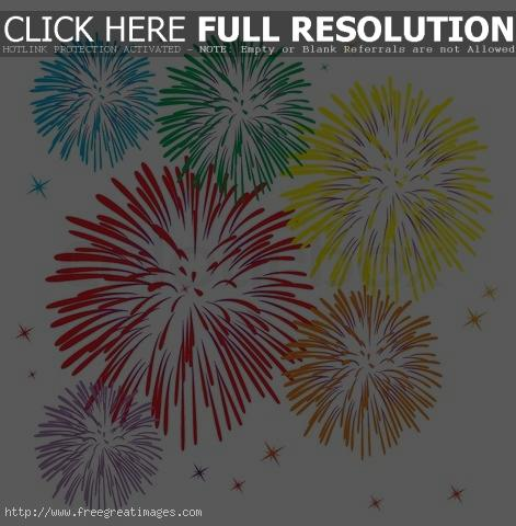 4th-of-july-fireworks-white-background-1