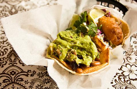 Nick's Crispy Tacos