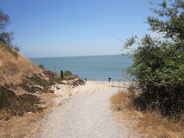 Quarry Beach - Angel Island