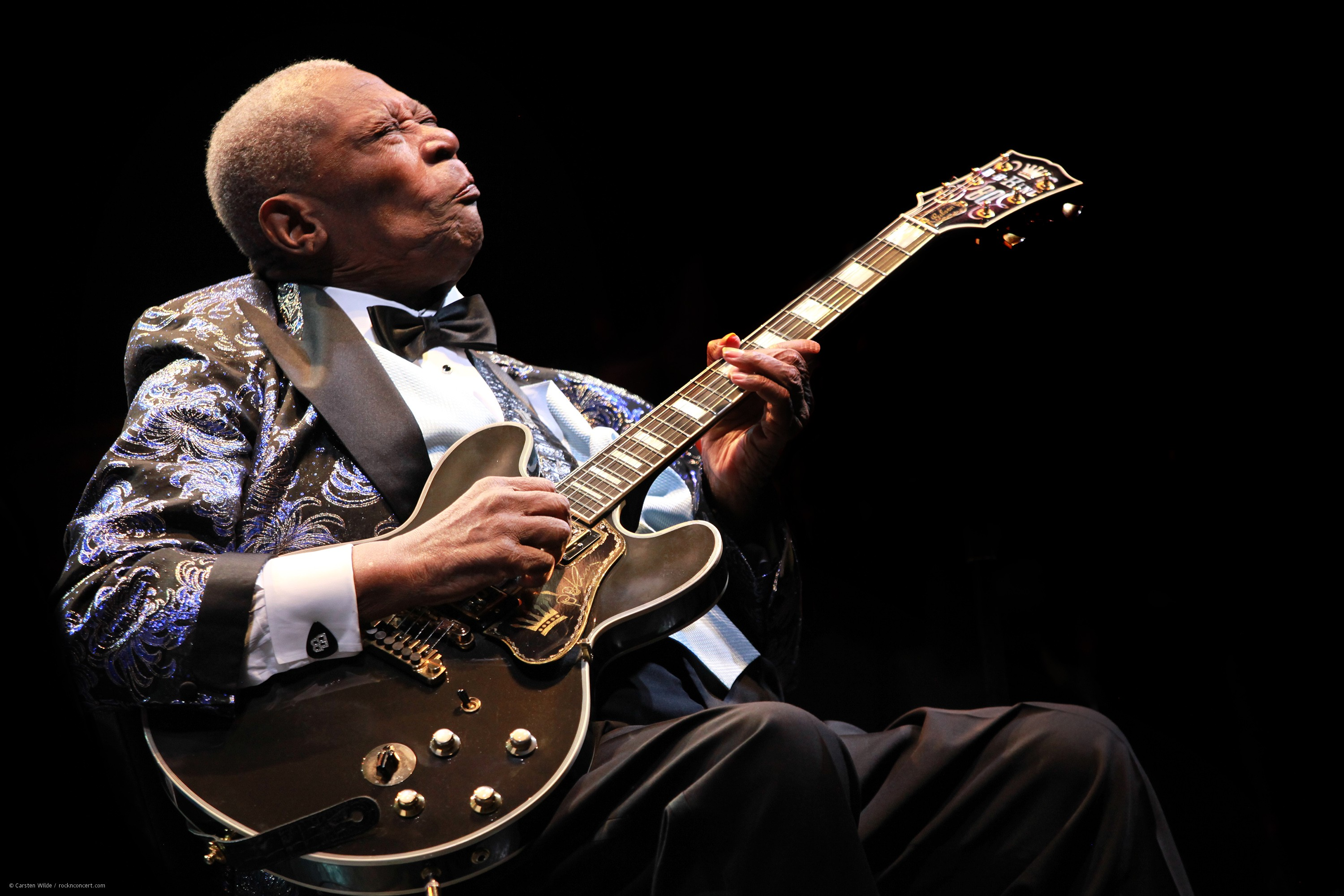 Win Two Tickets To Bb King Blind Boys Of Alabama