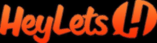 heyLets logo big color