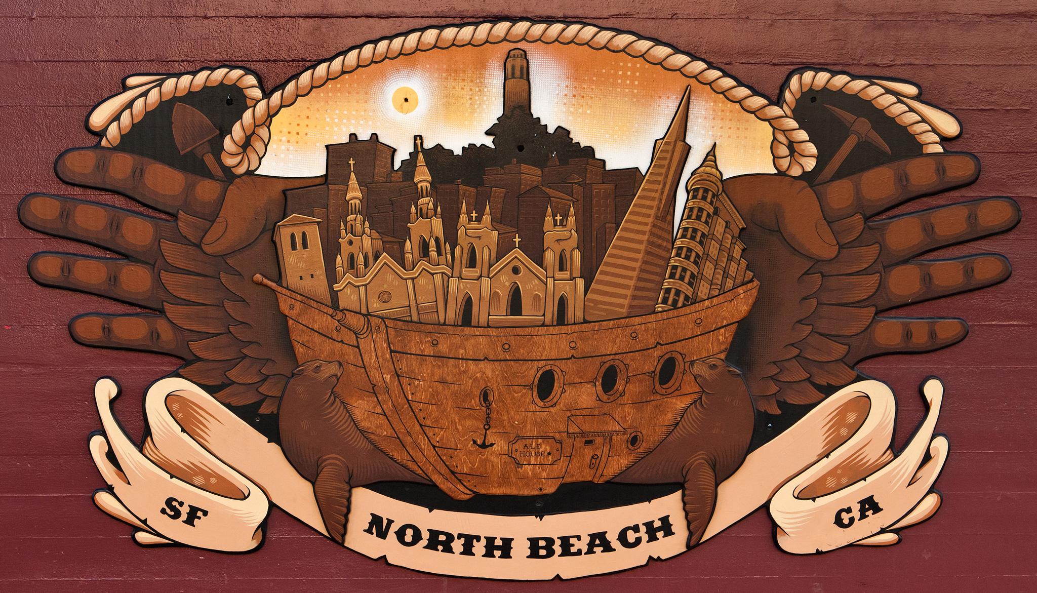 NORTH-BEACH-SHIP-MURAL where is this