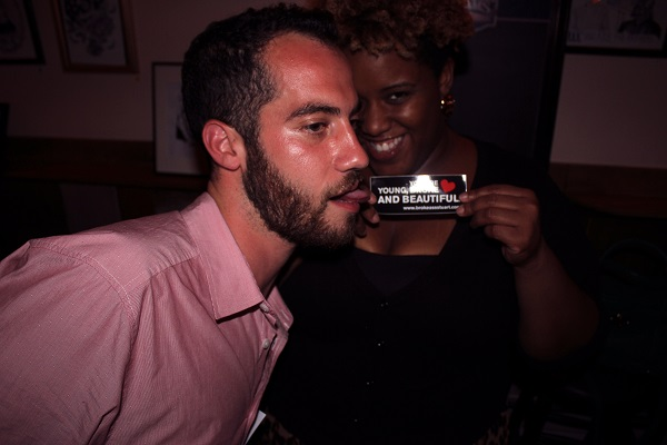 Young-Broke-Beautiful-Party-Dardy-Bar-Broke-Ass-Stuart-NYC-Kaetan-Mazza-Jazmin-Sharelle