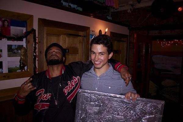 Young-Broke-Beautiful-Party-Dardy-Bar-Broke-Ass-Stuart-NYC-Kaze-Art-Giveaway-Winner