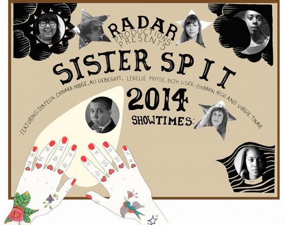 sister spit