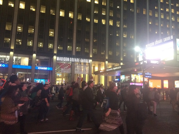 Mike-Brown-Ferguson-Protests-New-York-City-Broke-Ass-Stuart-NYC-Madison-Square-Garden