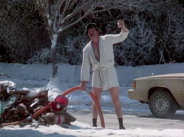 Merry Xmas! Shitter's full!