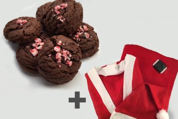 cookies and santa
