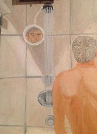 bush shower