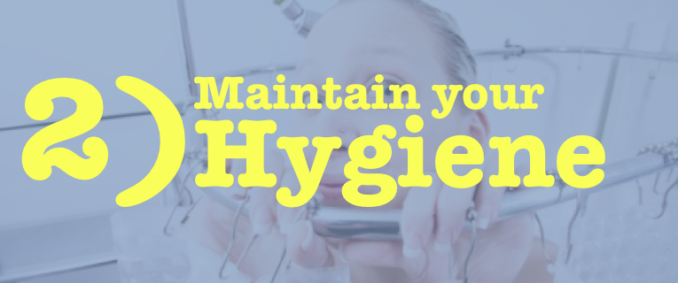 2 hygiene