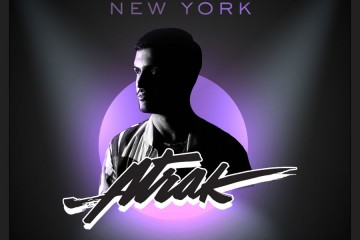Check out A Trak at Marquee.