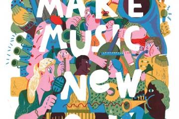 Make-Music-New-York-Broke-Ass-Stuart-NYC-MMNY-2015-Poster