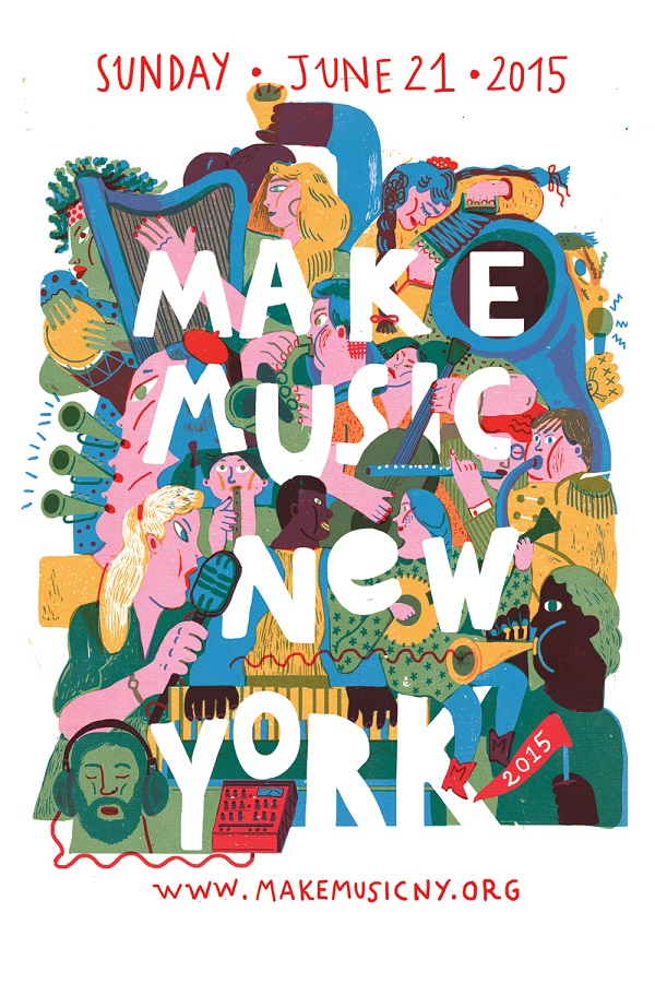 Make-Music-New-York-Broke-Ass-Stuart-NYC-MMNY-2015-Poster