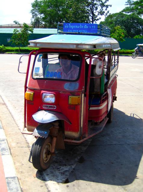 Uber in Laos
