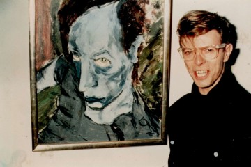 bowie painting