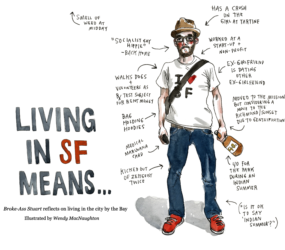 living-in-san-francisco-means