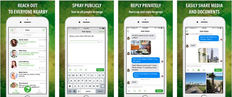 spray-app