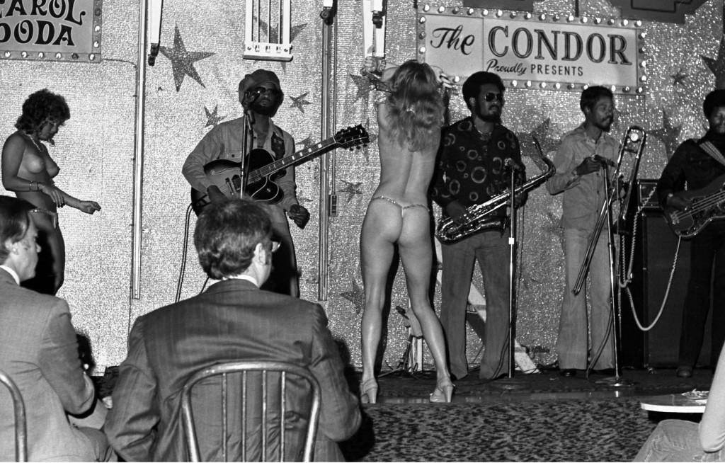 Condor Club, North Beach 1981
