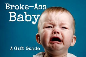 broke ass gift guide