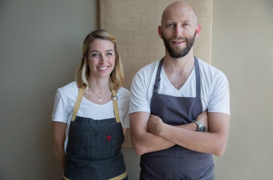 Carrie and Rupert couldn't comment.  Being adorable and opening a restaurant is a full time gig