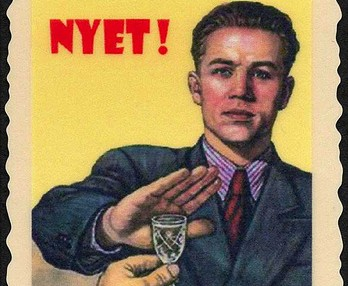 soviet--anti--drinking--propaganda--poster