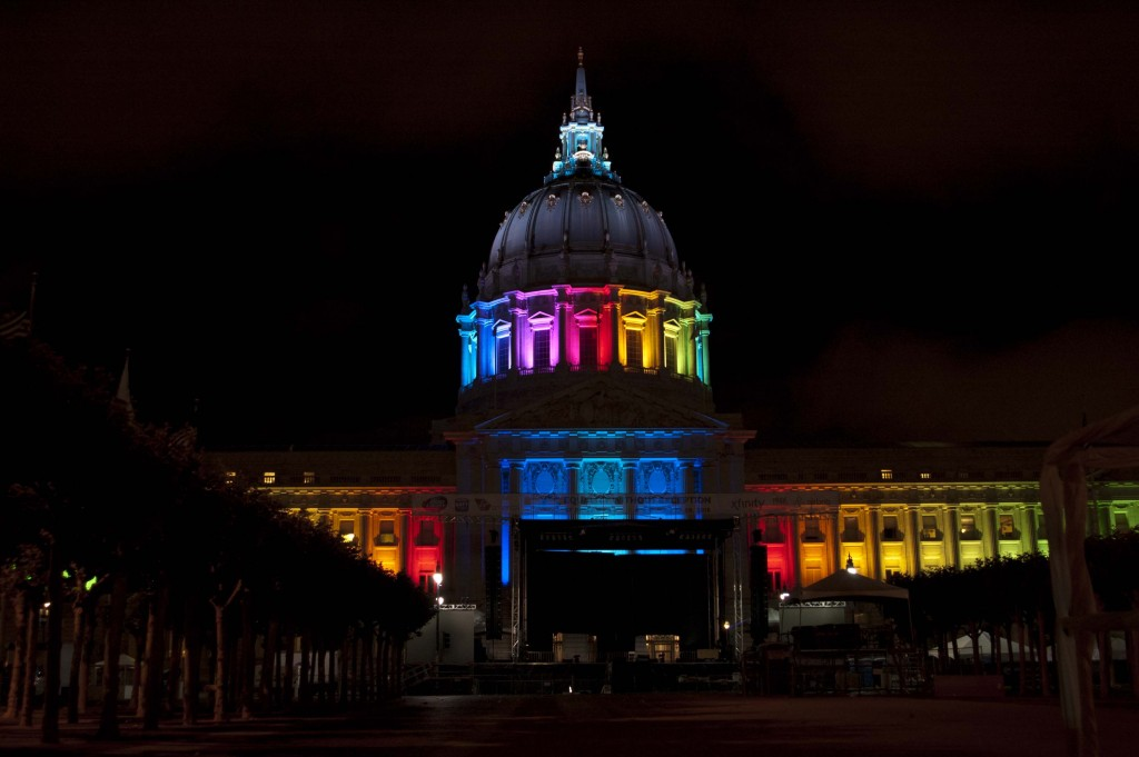 It's Pride Month in San Francisco. The rainbow flags are flying proudly on  Market Street, queer people are coming from all over the world to  experience our ...