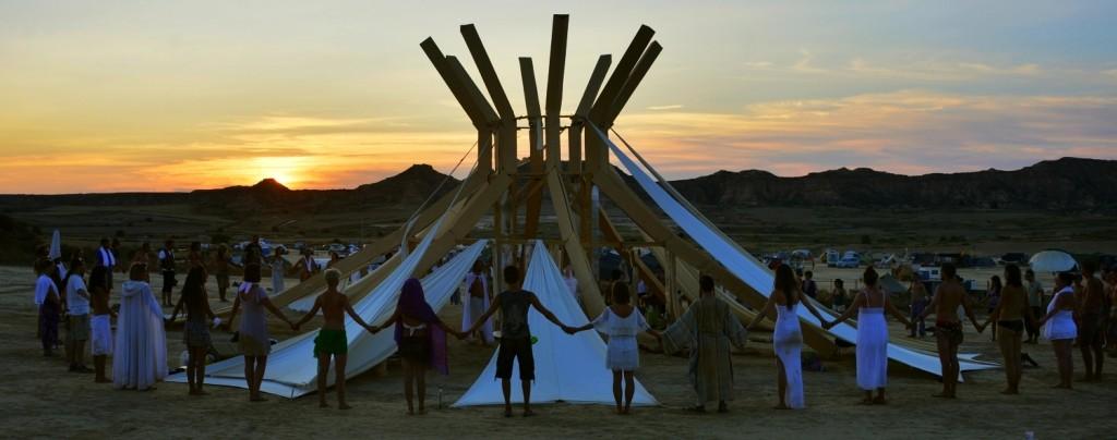 nowhere-festival-spain-zaragoza-burning-man-temple-of-reflection