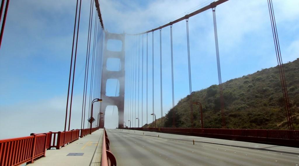 empty gg bridge