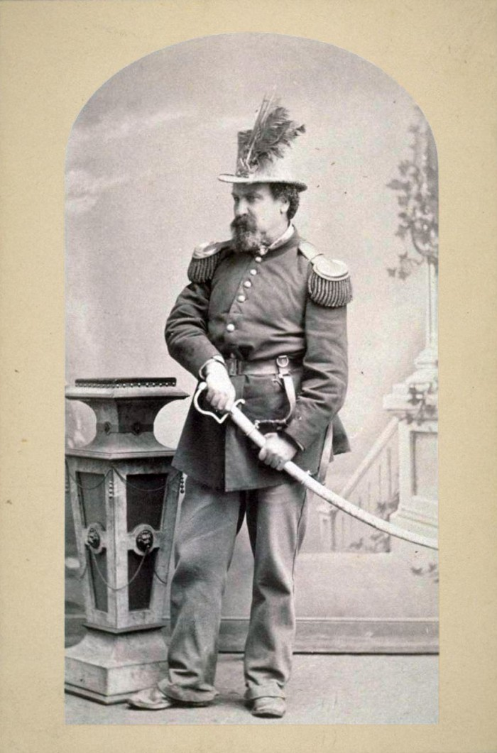 Joshua Abraham Norton I, Emperor of the United States of America & Protector of Mexico