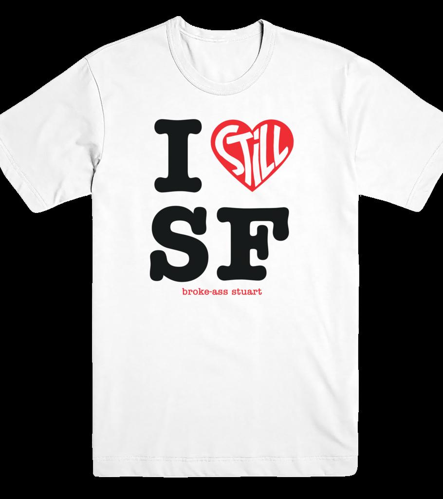 I still love SF