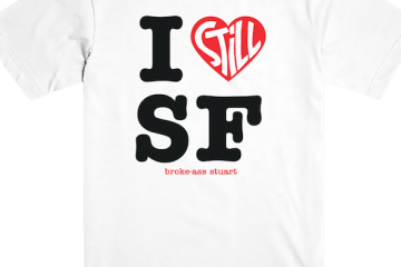 I still love SF