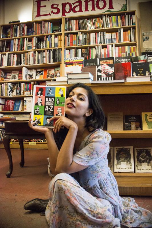 Sonia-Beautiful-Women-in-Bookstores-1